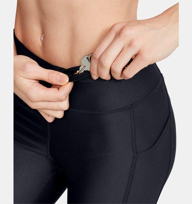 Womens HeatGear® Armour Printed Ankle Crop