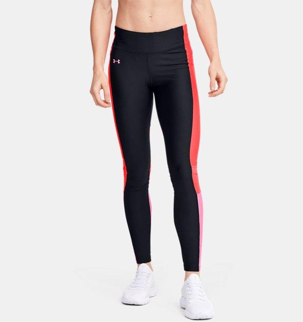 Women's HeatGear® Armour Perf Inset Graphic Leggings