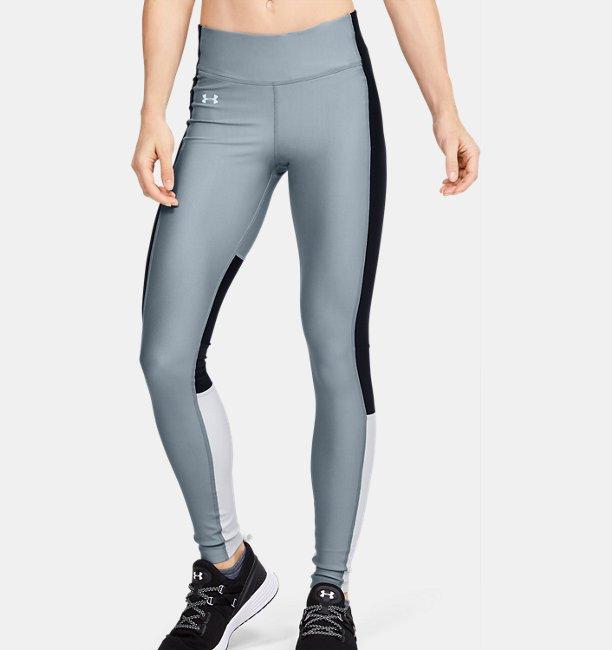 Leggings HeatGear® Armour Perf Inset Graphic para Mujer