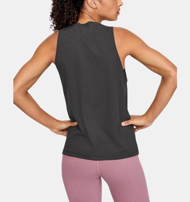 Womens UA Graphic Muscle Tank 6M