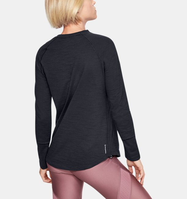 Womens Charged Cotton® Adjustable Long Sleeve