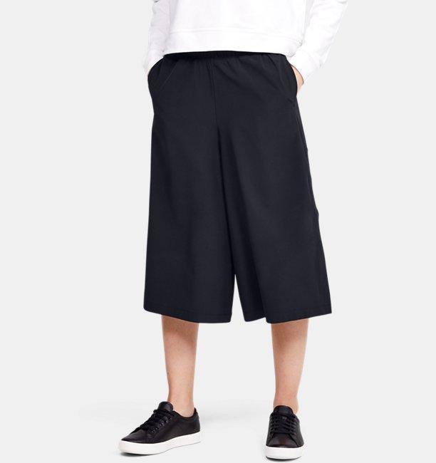 Pantalon court UA Woven Open pour femme