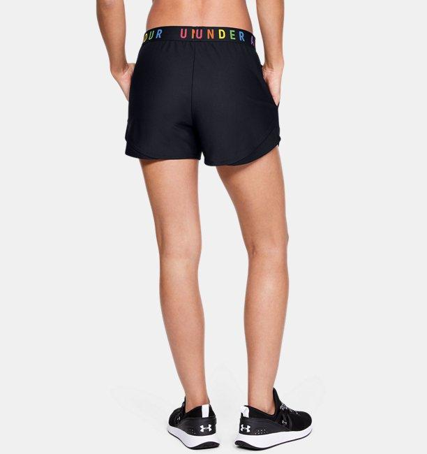 Shorts UA Pride Play Up 3.0 para Mujer