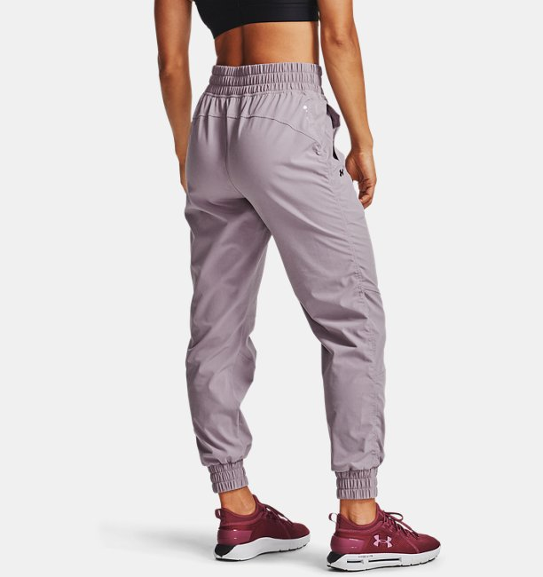 Womens UA Recover Woven Trousers
