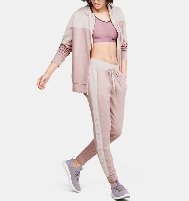 Womens UA Recover Knit Trousers