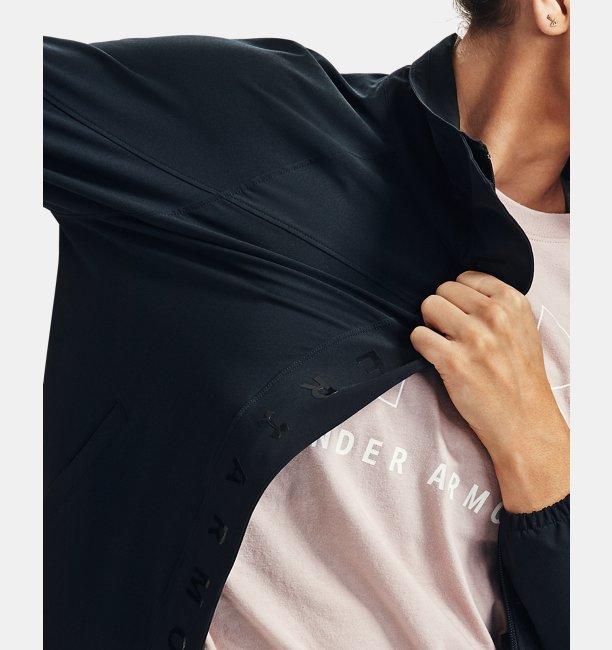Womens UA RECOVER™ Woven Full Zip