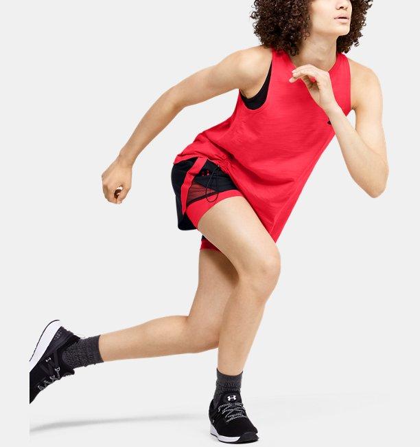 Shorts UA Play Up 2-in-1 para Mujer