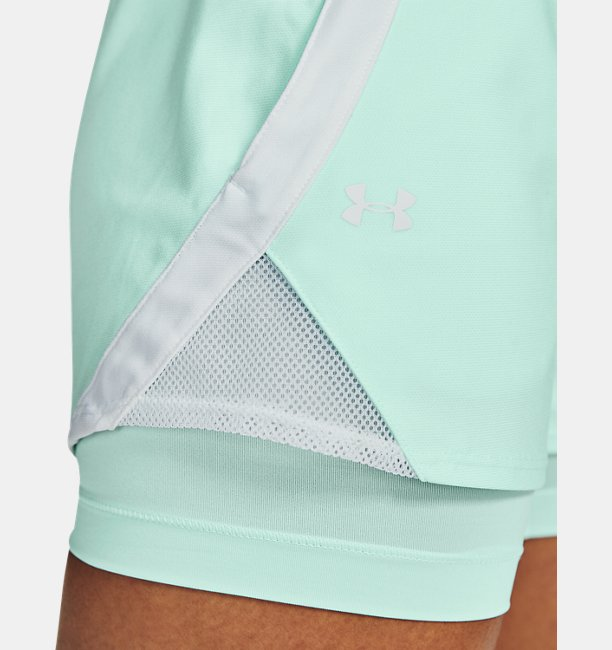 Shorts UA Play Up 2-in-1 para Mujer