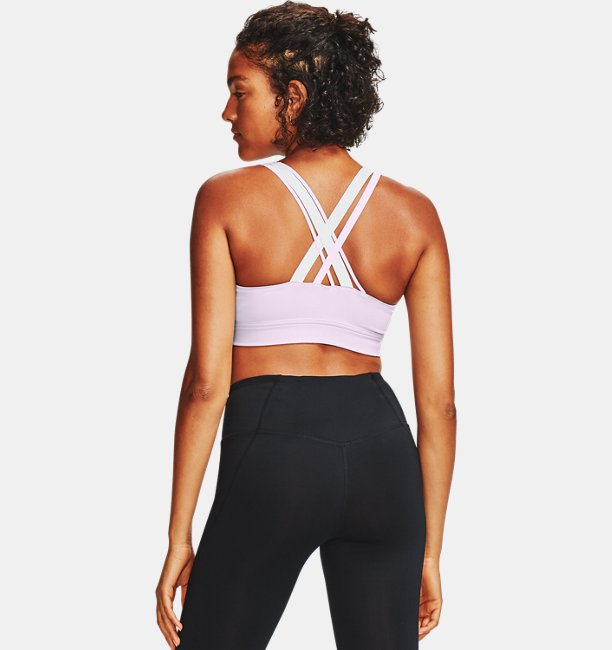 Womens UA RUSH™ Low Sports Bra