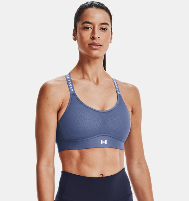 Womens UA Infinity Mid Sports Bra
