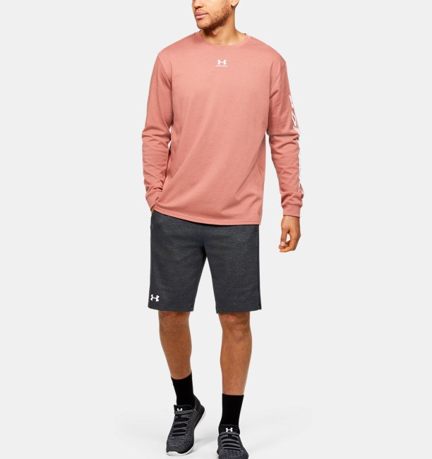 Mens UA Double Knit Shorts