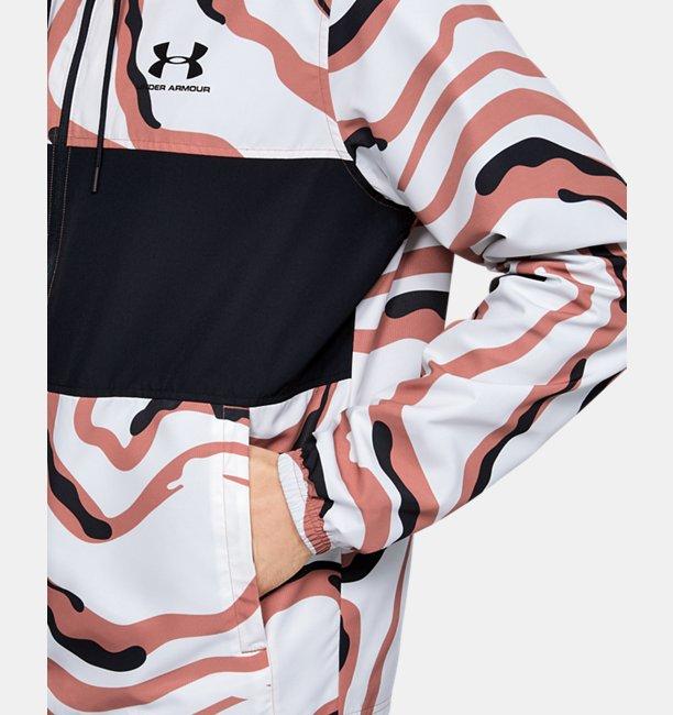 Mens UA Sportstyle Wind Printed Jacket