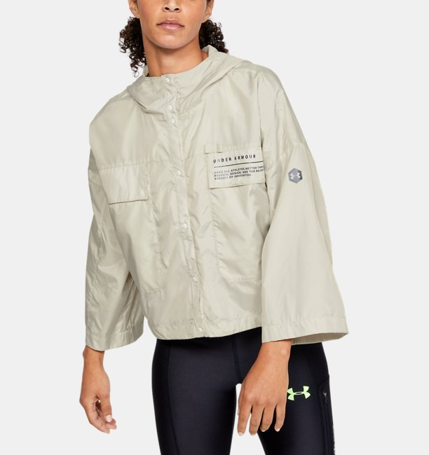 Women's UA Always On Recover Jacket
