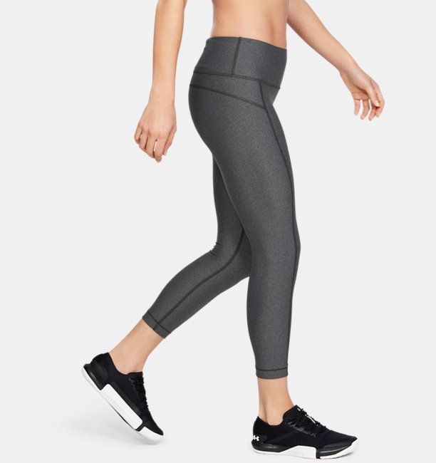 Womens HeatGear® Armour High-Rise Ankle Crop