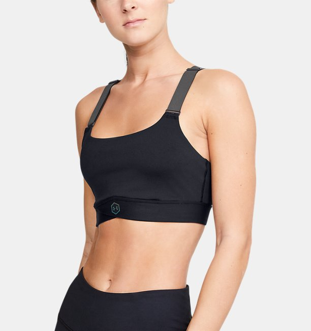 Womens UA RUSH™ Mid Sports Bra