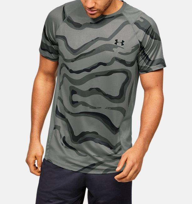 diario Estricto Deliberadamente  Men's UA MK-1 Printed Short Sleeve | Under Armour PL