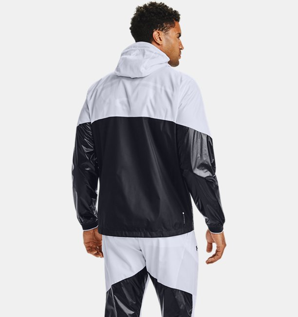 Mens UA Recover Legacy Windbreaker Jacket