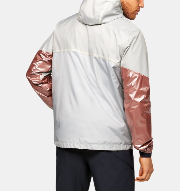 Mens UA RECOVER™ Legacy Windbreaker Jacket