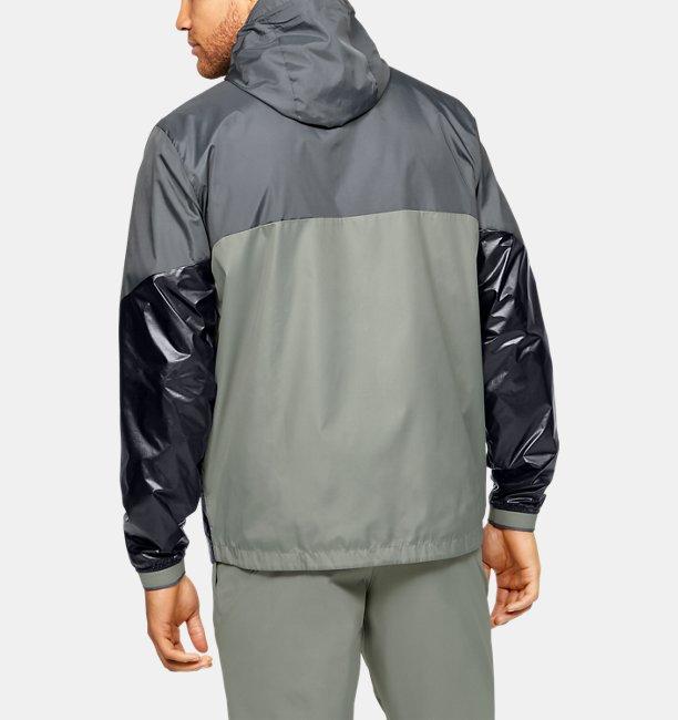남성 UA 리커버 레거시 윈드브레이커 재킷