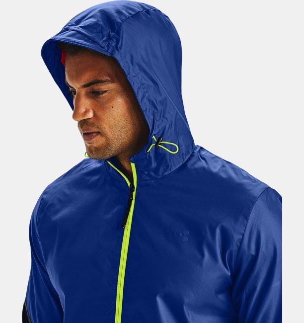 남성 UA RECOVER™ 레거시 윈드브레이커 재킷