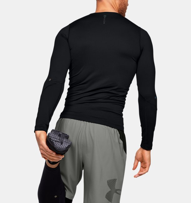 Mens UA RUSH™ HeatGear® Compression Long Sleeve