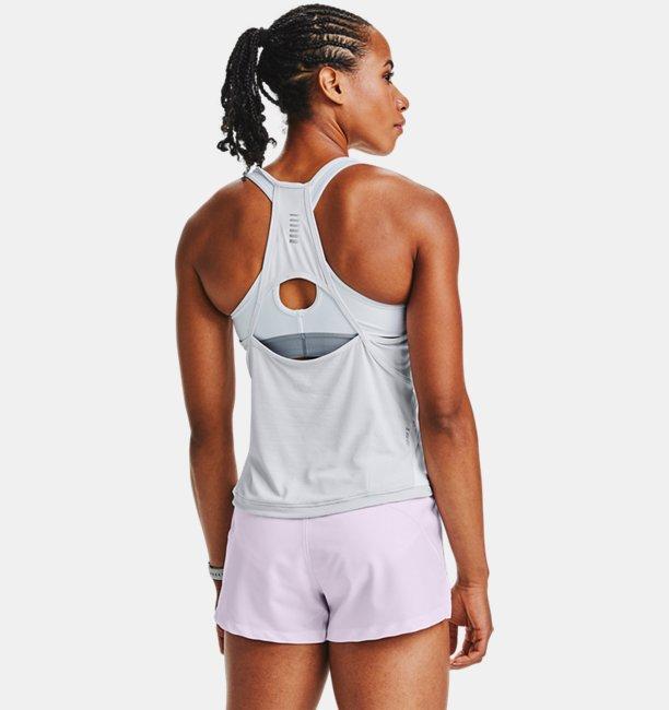 Damen UA Qualifier Iso-Chill Tanktop