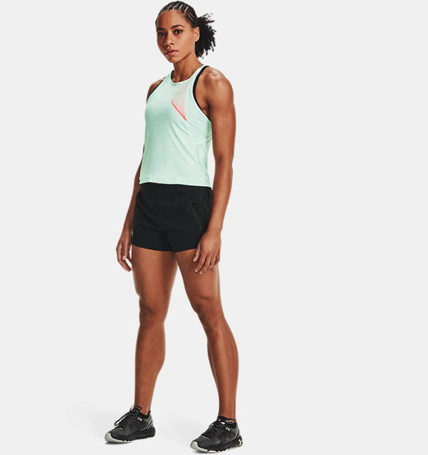 Womens UA Qualifier Iso-Chill Tank