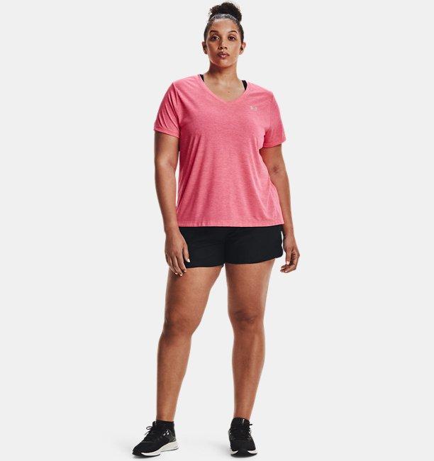 Womens UA Play Up 3.0 Shorts