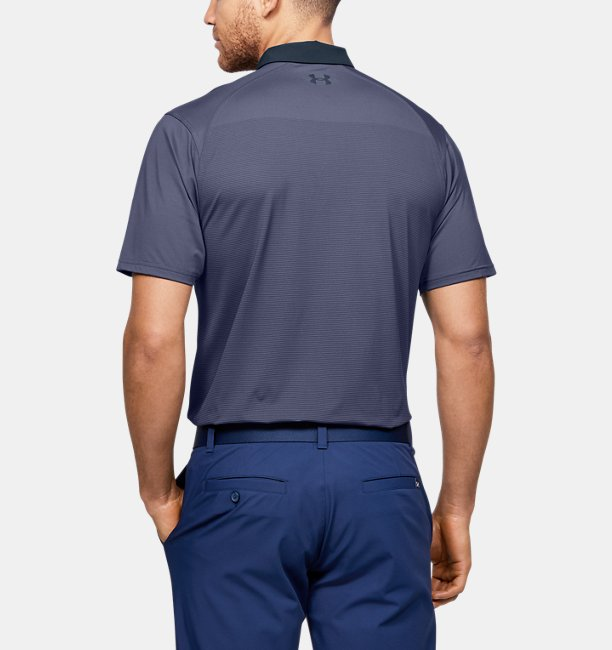 Mens UA Iso-Chill Gradient Polo