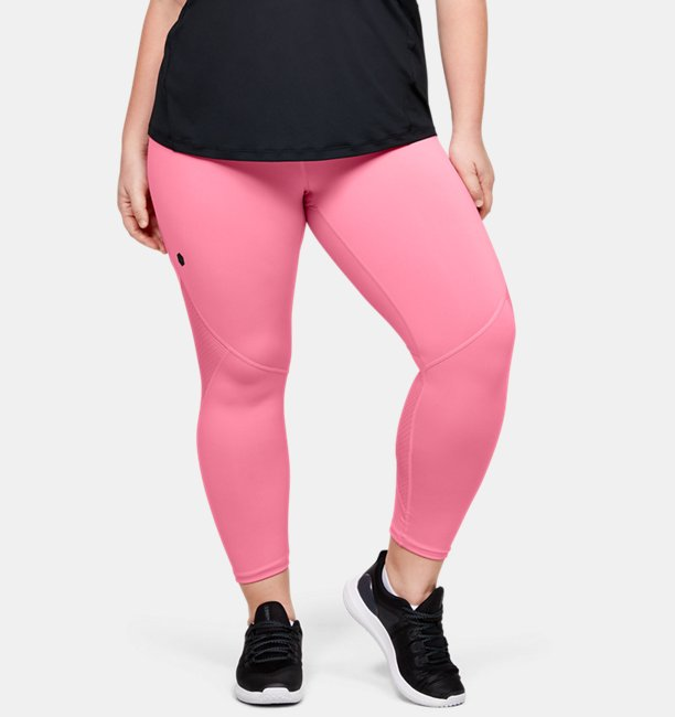 Damen Crop UA RUSH