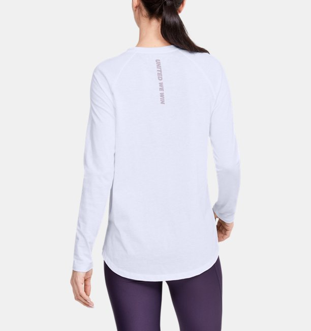 Womens UA Intl Womens Day Long Sleeve