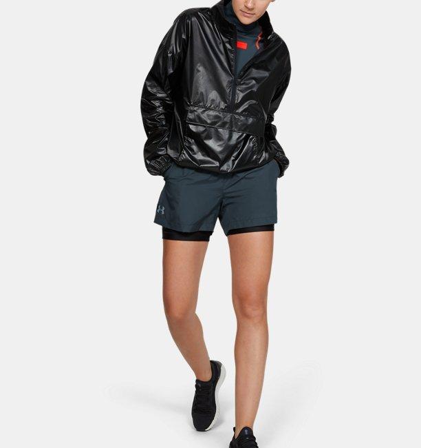 Womens UA Trek Woven Shorts