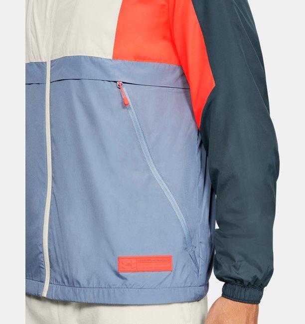Mens UA Trek Woven Jacket