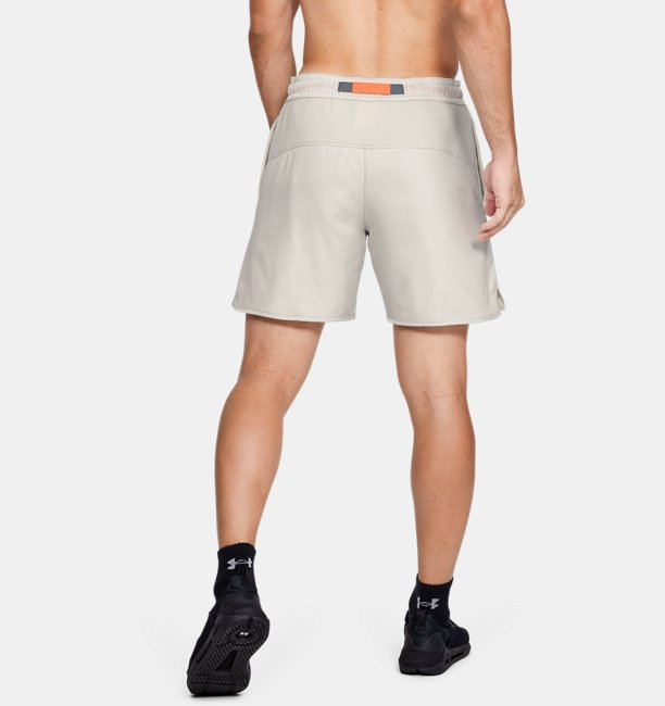 Mens UA Trek Polar Fleece Shorts
