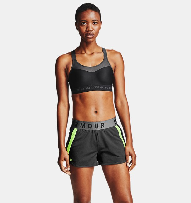 Womens Armour® High Crossback Sports Bra