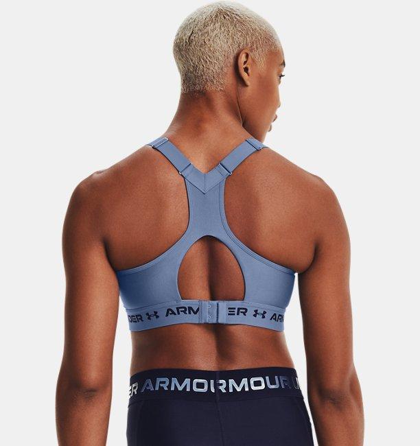 Womens Armour® High Crossback Sports Bra