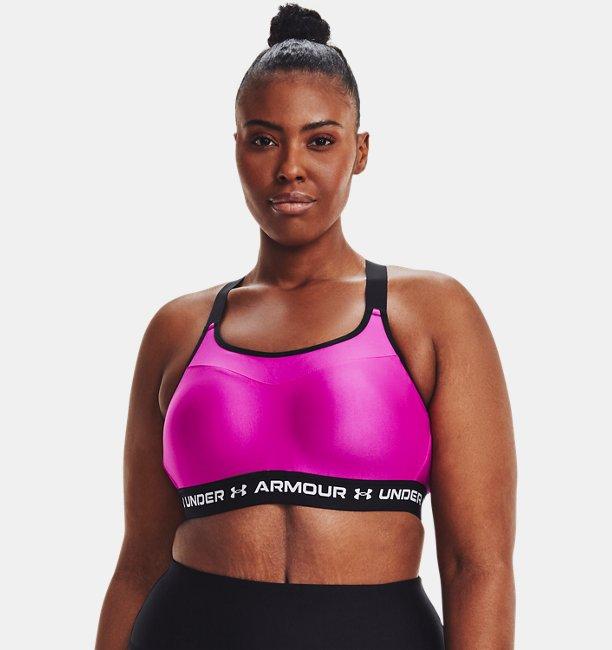 Sujetador Deportivo Armour® High Crossback para Mujer