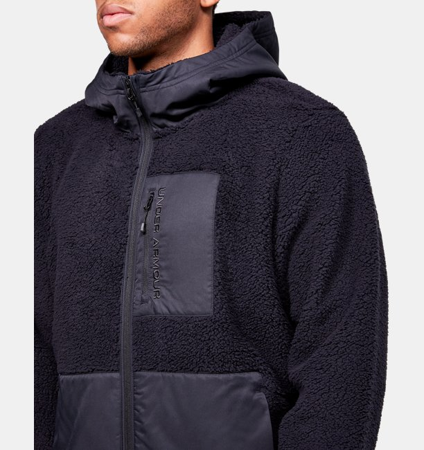 Mens UA Trek Sherpa Jacket