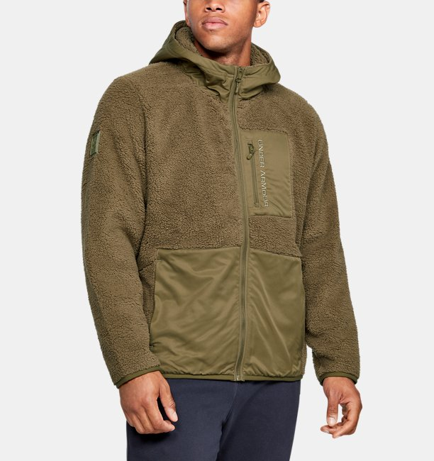Mens UA Trek Sherpa Jacket