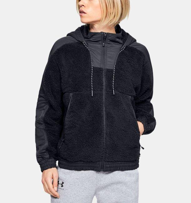 Womens UA Trek Sherpa Jacket