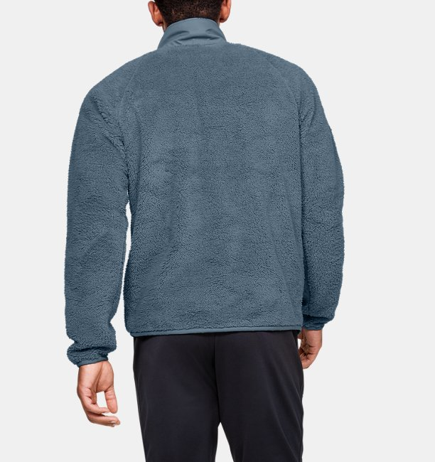 Mens UA Trek Sherpa ¼ Zip