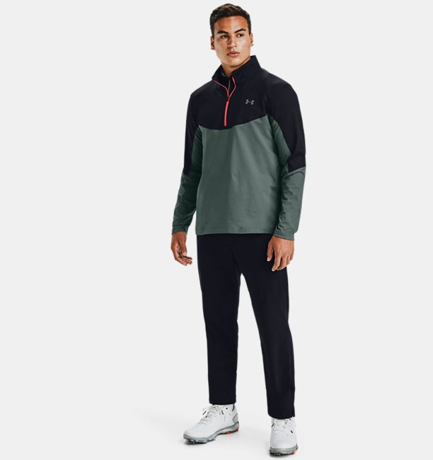 Mens UA Storm Midlayer ½ Zip
