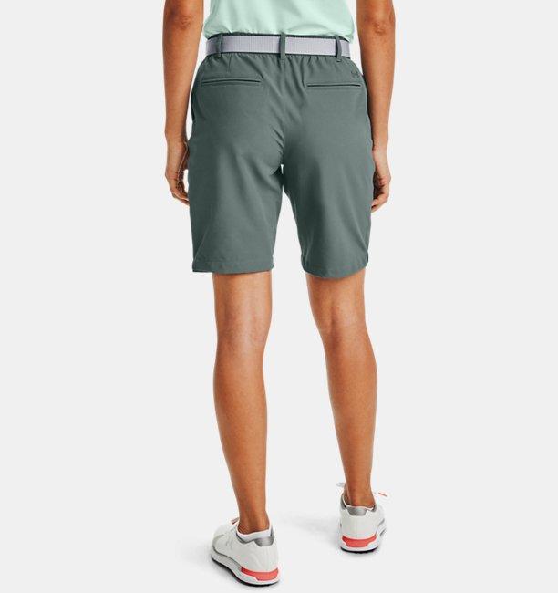 Womens UA Links Shorts