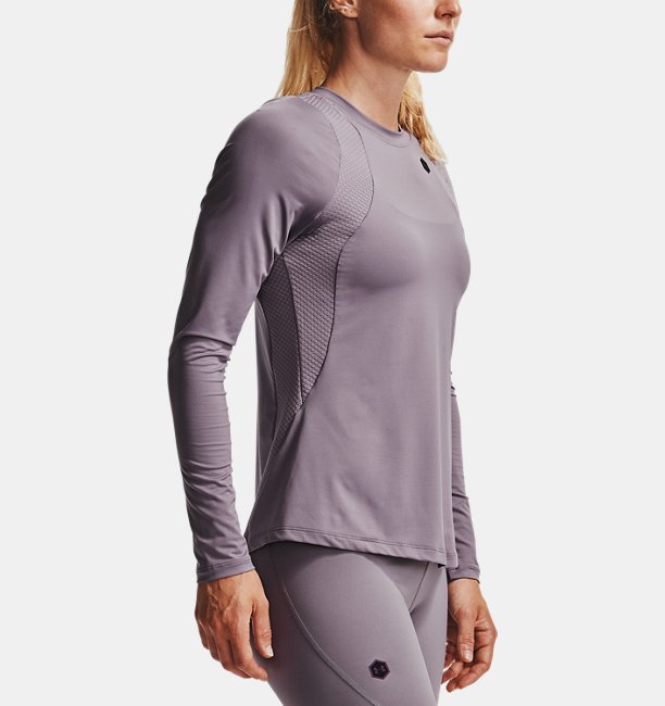 Womens UA RUSH Long Sleeve