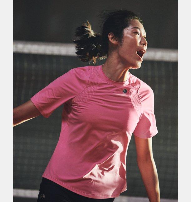 여성 UA RUSH™ 반팔