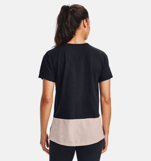 Womens Charged Cotton® Short Sleeve