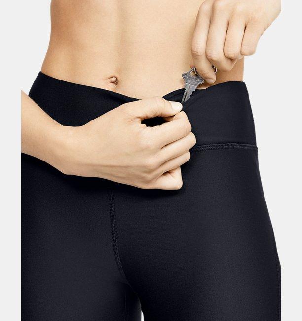 Damen HeatGear® Armour Shine Knöchellange Hose mit Grafik