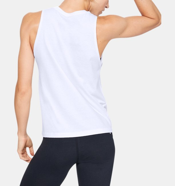 Womens UA Sportstyle Graphic Muscle Tank