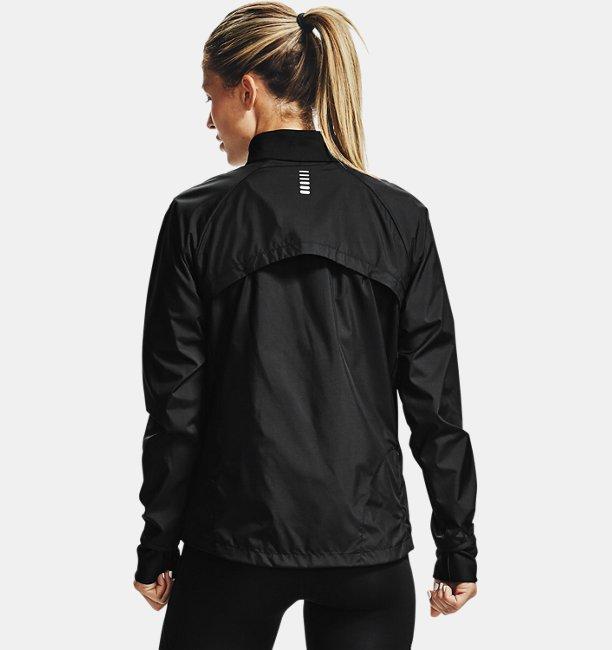 여성 UA 런 인슐레이트 하이브리드 재킷