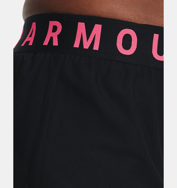 Womens UA Play Up 5 Shorts